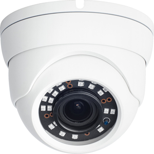 W Box WBXHDD28121P4W 2 Megapixel Surveillance Camera - Colour - 40 m Night Vision - 1920 x 1080 - 2.80 mm - 12 mm - 4.3x Optical - CMOS - Cable - Dome