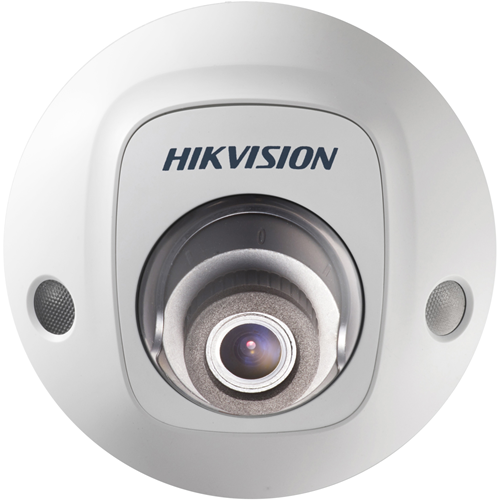 Hikvision EasyIP 3.0 DS-2CD2525FWD-IS 2 Megapixel Network Camera - 10 m Night Vision - H.264, H.265, Motion JPEG, H.265+, H.264+ - 1920 x 1080 - CMOS - Junction Box Mount