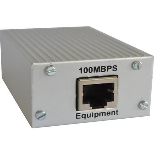 BFR Digital Surge Suppressor/Protector - 48 V, 58 V Input - Fast Ethernet