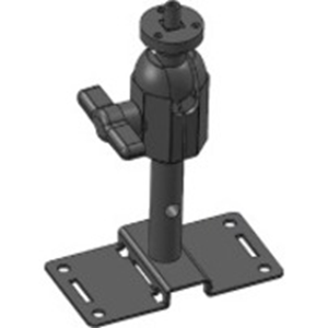 Videofied Mounting Bracket for Surveillance Camera - 11.34 kg Load Capacity - Black
