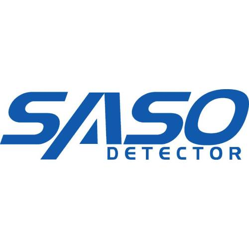 SASO Detector SASO-PB60S Photoelectric Beam Detector - Dual Beam - 60 m Outdoor Range - 120 m Indoor Range - Pole-mountable