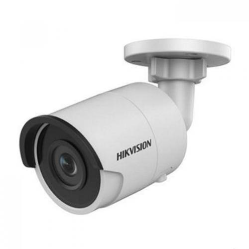 DS-2CD2045FWD-I: Hik,4Mp,4mm,Bullet,H.265,IP67,SD,Darkfighter Tec