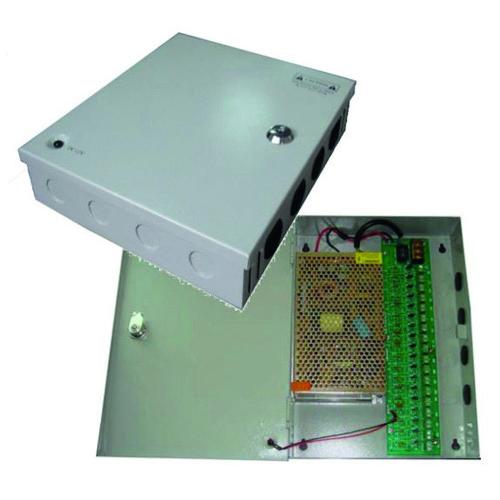 PCS-300-18M: PD POWER 18CH PSU 12V 25A PTC