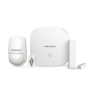 DS-PWA32-NST:Hik,868MHz Wireless Alarm Kit,3/4G,1xPIR,1xMag Contact